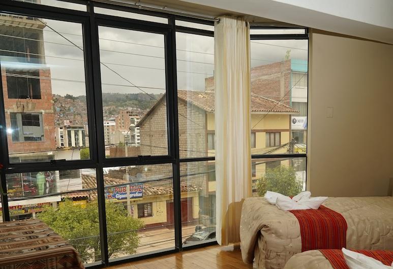 Hotel Melanys, Cuzco, Classic-Zweibettzimmer, Nichtraucher, Stadtblick, Bergblick