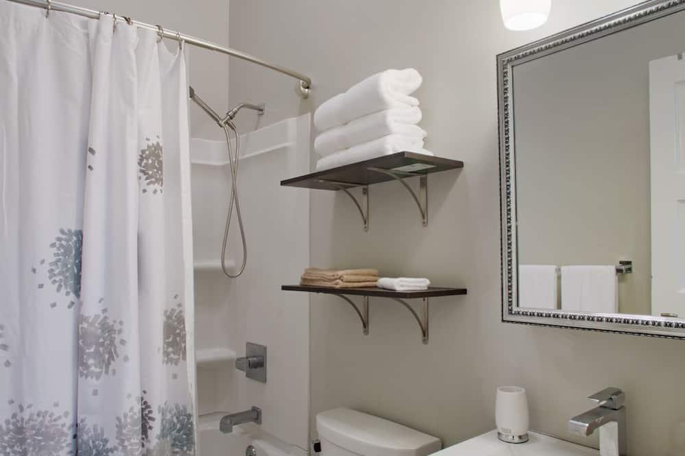 公寓, 2 間臥室, 非吸煙房 - 浴室