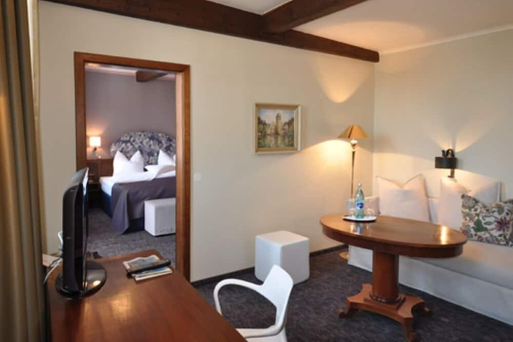 Suite Deluxe - Coin séjour