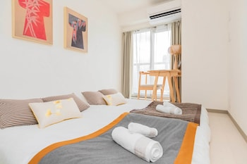 Picture of Ostay Osaka-jo Hotel Apartment in Osaka