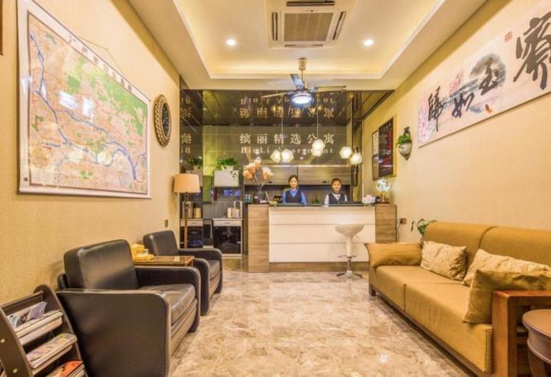 Bin Li Business Apartment, Guangzhou, Reception