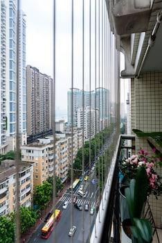 Foto di Locals Boutique Apartment Lujiang No.4 a Canton