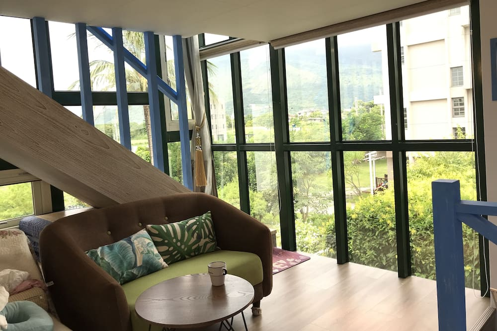 Habitación familiar (6 pax) - Sala de estar