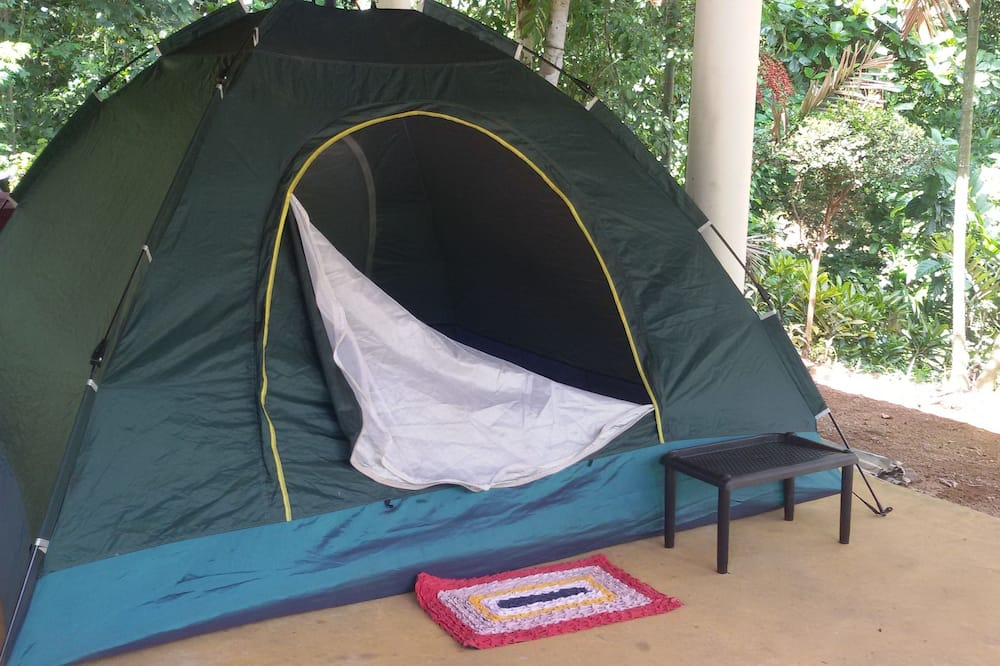 Family Tent, Non Smoking, Mountain View - Pemandangan taman