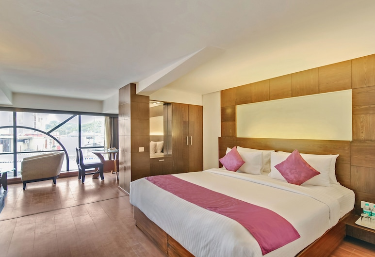 Treebo Tryst Monarch Brigade Road, Bengaluru, Premium Room, 1 King Bed, Non Smoking, Guest Room