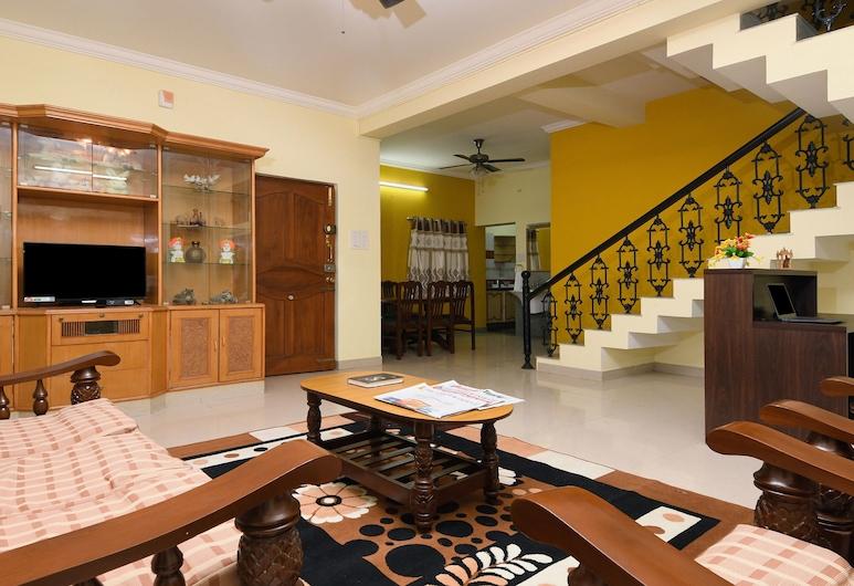 트리보 트립 쉬바스 쿠티라, 벵갈루루, 리셉션