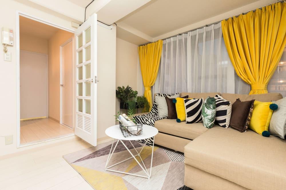Room, 4 Bedrooms (4LDK) - Ruang Tamu