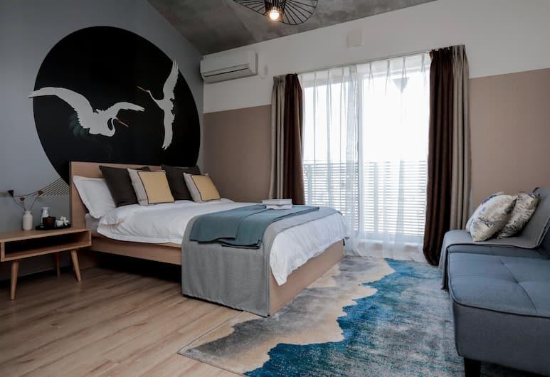 Ostay 京都二條城 - 川酒店公寓, Kyoto, 家庭客房, 客房