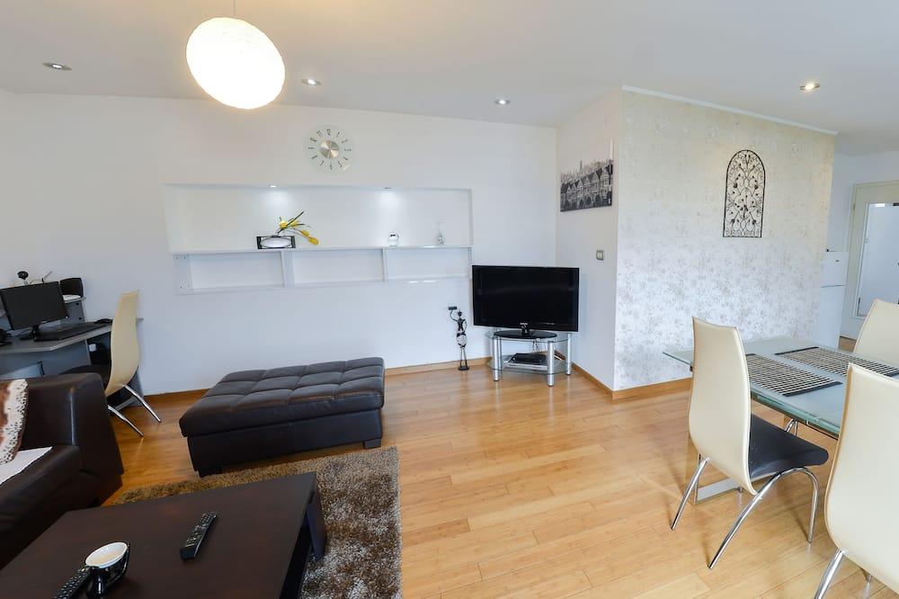 豪華公寓 - 客房餐飲服務