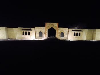 Jaisalmer bölgesindeki The Kafila Desert Camp resmi