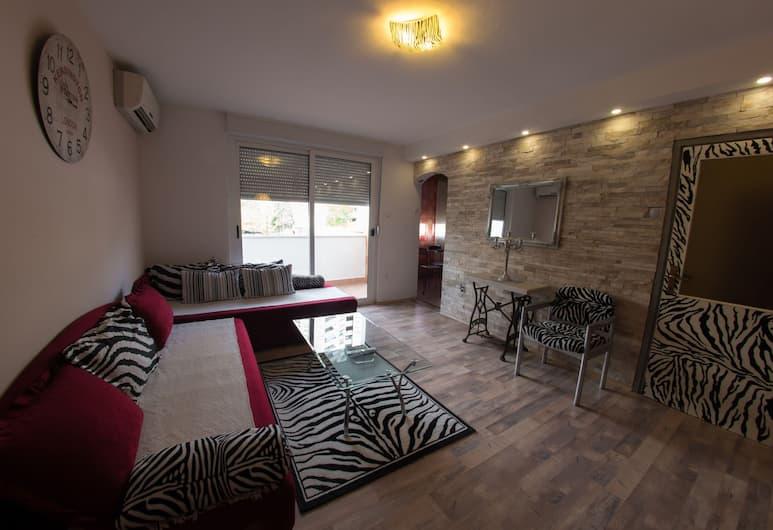 Studio Apartment Zebra, Mostar, Apartment (Studio), Wohnzimmer