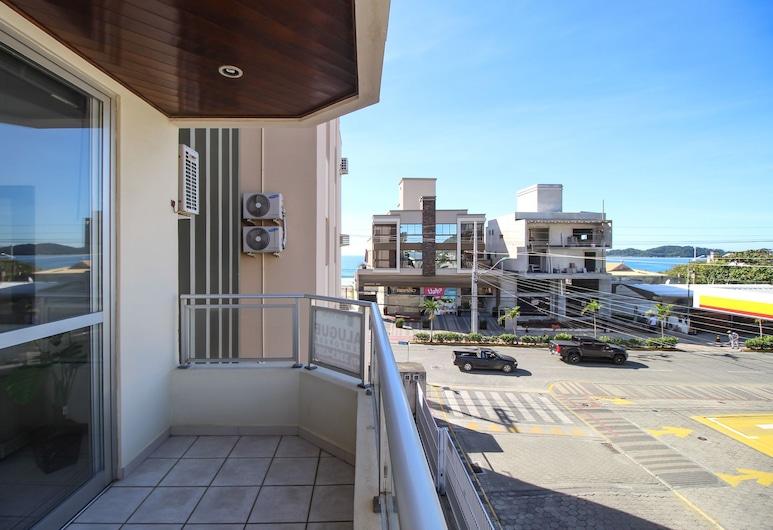 أبارتامنتو 2 كوارتوس - 148, Bombinhas, شقة - عدة أسرّة - لغير المدخنين, شُرفة