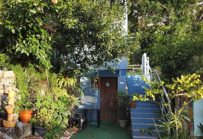 Travessa 208, Florianopolis, Belső bejárat