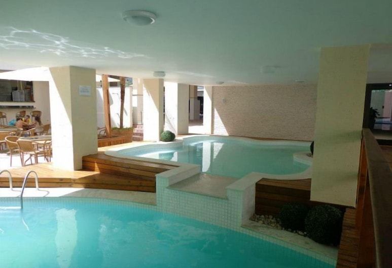 Apartamento 1 quarto Summer Beach - 201, Bombinhas, Vanjski/unutarnji bazen