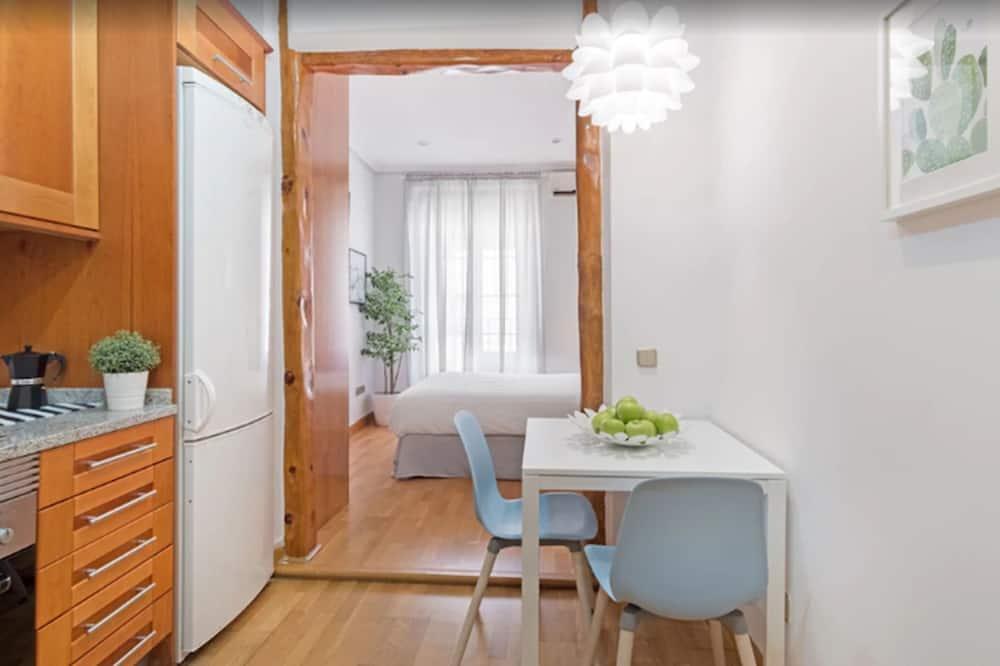 Double Studio - Living Area