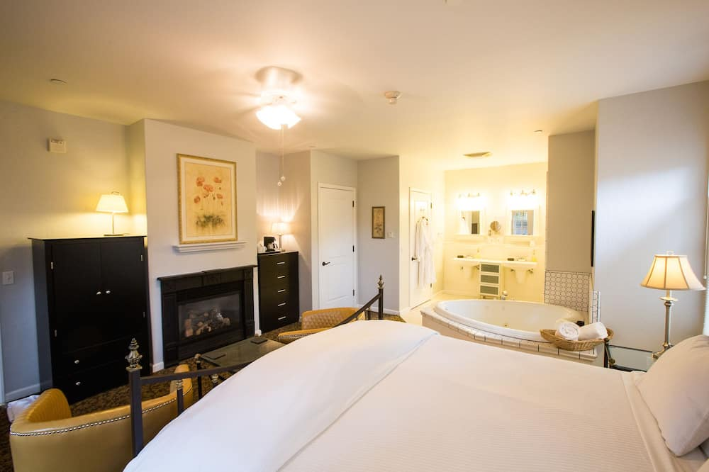 Luxusná izba, 1 extra veľké dvojlôžko, nefajčiarska izba - Hosťovská izba