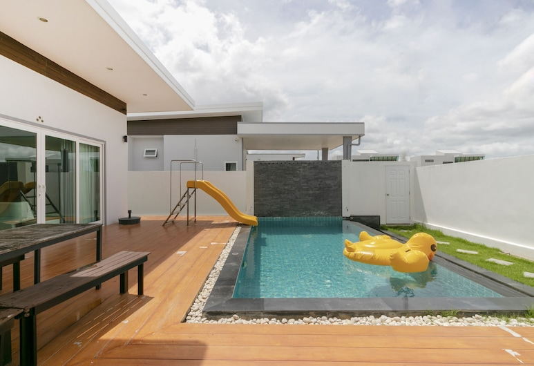 CAPITAL O1009 Leleaf Valley Pool Villa Resort Hua Hin, Hua Hin, Piscine en plein air