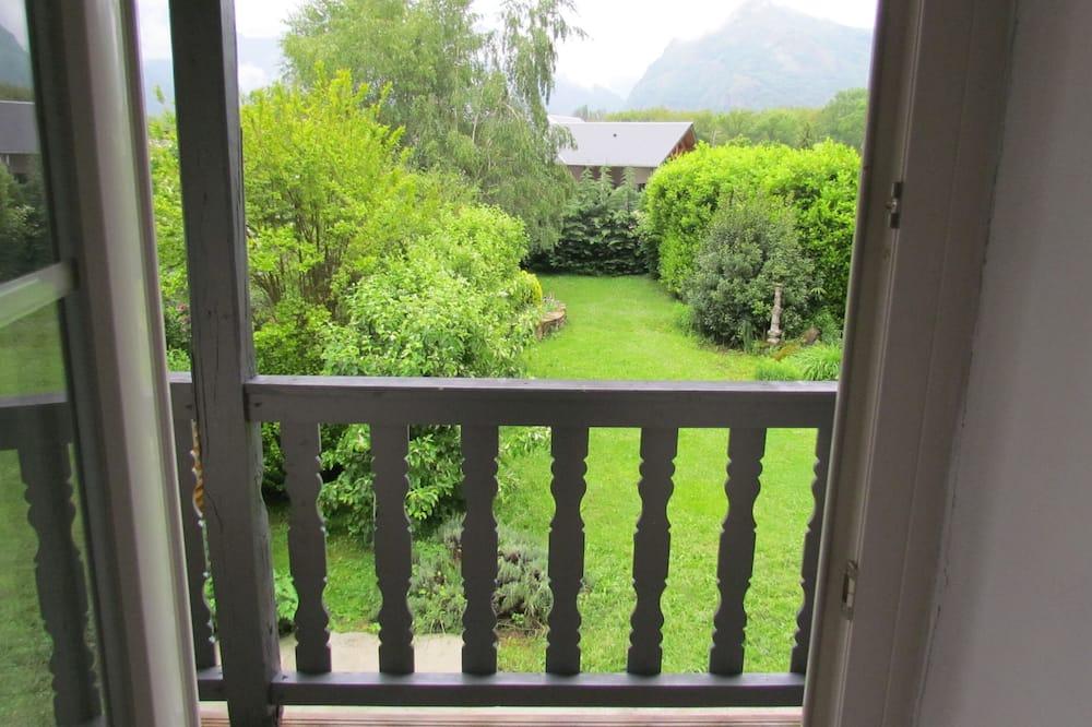 Семейный номер (Pic du Gar) - Балкон
