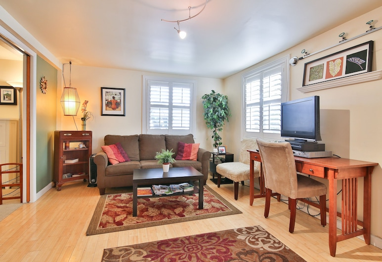 Beautiful 1 Bedroom Apartment Minutes to SFO in Victorian Home, Saut San Fransiskas, Kambarys