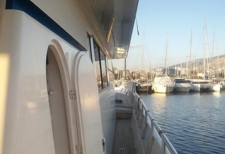 Yacht Diva, Venice, Αίθριο/βεράντα