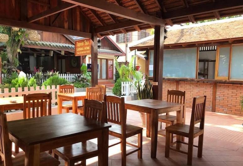 Xayana Home, Λουάνγκ Πραμπάνγκ, Αυλή