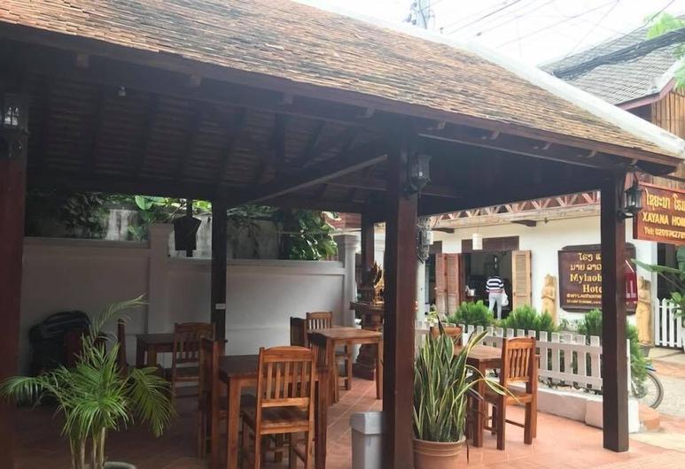 Xayana Home, Luang Prabang, Utvendig