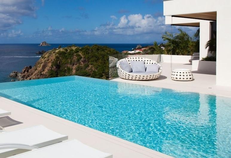 Eden Rock Villa Vitti, Saint-Barthélemy, Pool