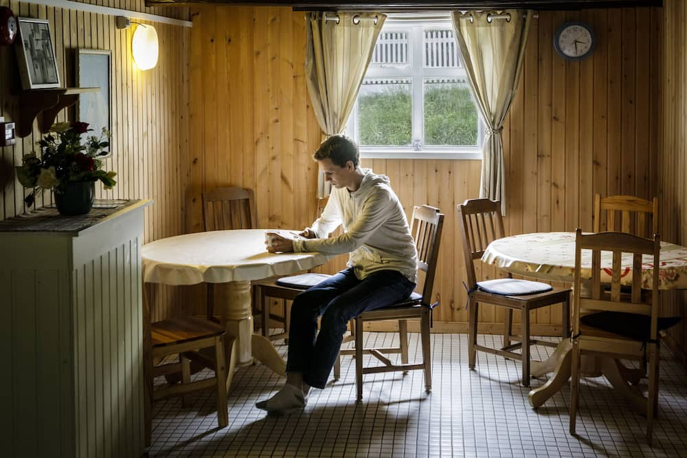 Shared Dormitory, Mixed Dorm, Shared Bathroom (5 beds) - Shared kitchen facilities