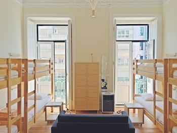 Foto di Ambiente Hostel a Lisbona