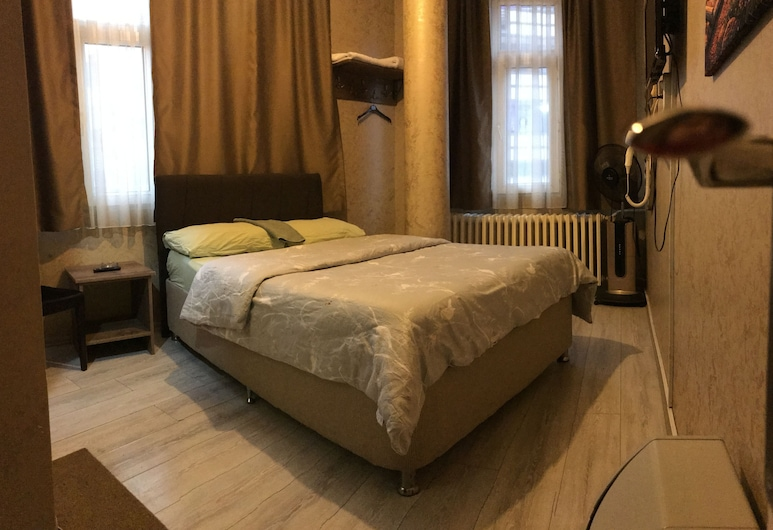 Saray Otel, Bursa, Habitación doble económica, 1 cama Queen size, para no fumadores, Habitación