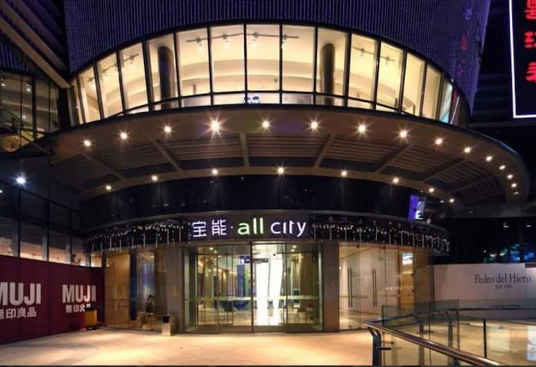Shenzhen Zhuobei Hotel, Shenzhen, Ulkopuoli