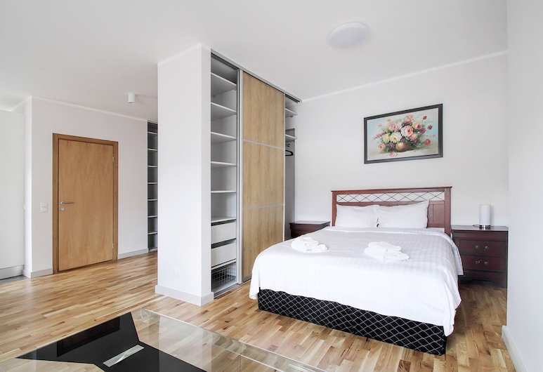 吉諾西里加米公寓飯店, 里加, 三人房, 客房
