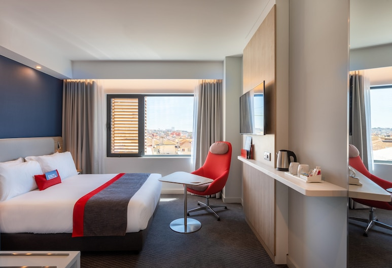 波圖市中心智選假日酒店, 波多, 客房, 1 張標準雙人床, 非吸煙房, 客房