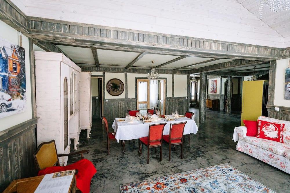 Lumiere - Obývacie priestory