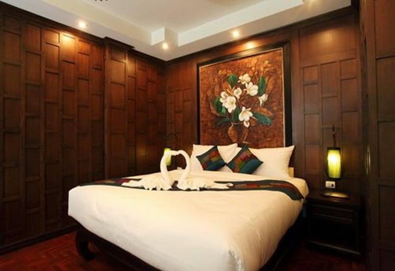 Sathu Hotel, Chiang Mai, Svíta, Herbergi