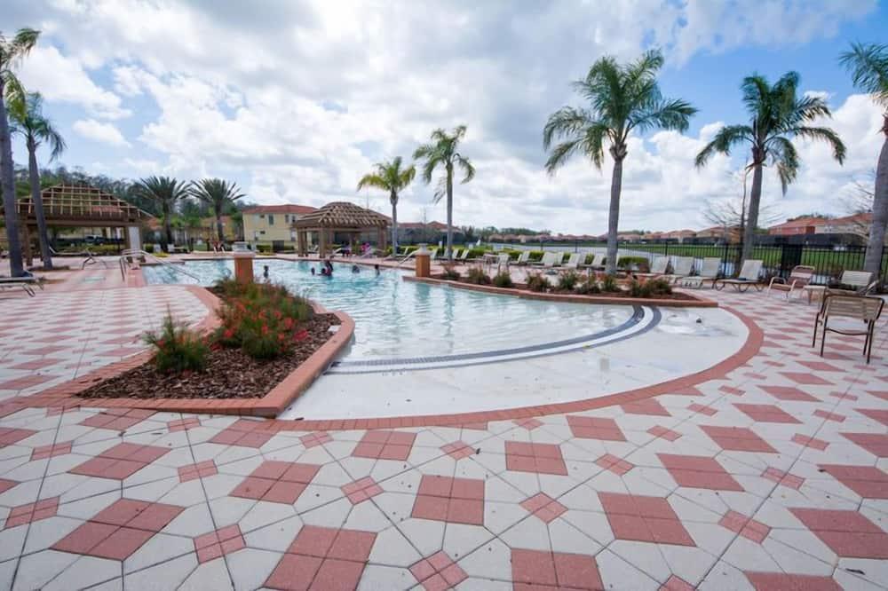Family Σπίτι, 4 Υπνοδωμάτια, Ιδιωτική Πισίνα - Εξωτερική πισίνα