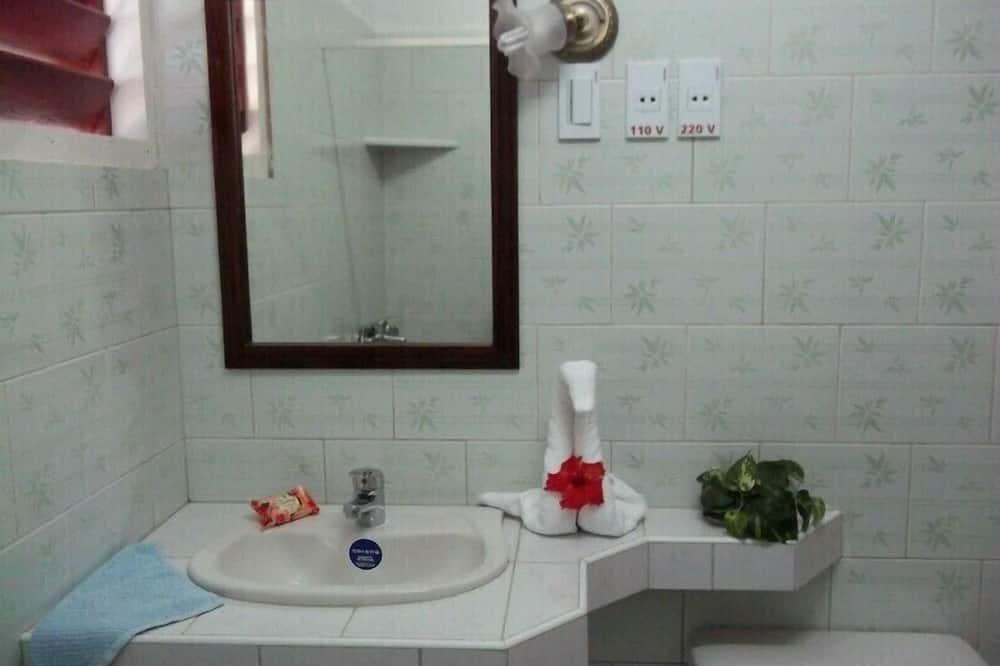 客房, 3 張單人床, 非吸煙房 - 浴室