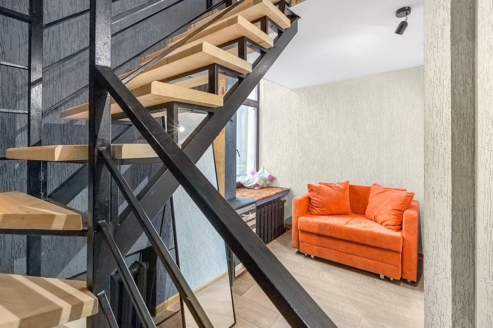 Nhà Duplex dành cho gia đình - Khu phòng khách