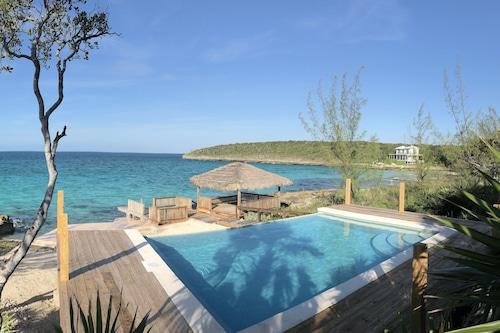 カリブ海の高級オーシャンフロントホームw