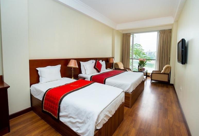 Regal Hotel, Hanojus, Kambarys šeimai (Executive), Svečių kambarys