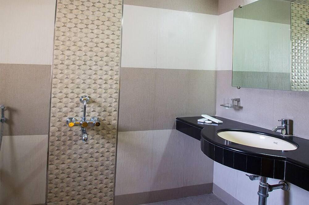 Номер із покращеним обслуговуванням, для некурців - Ванна кімната