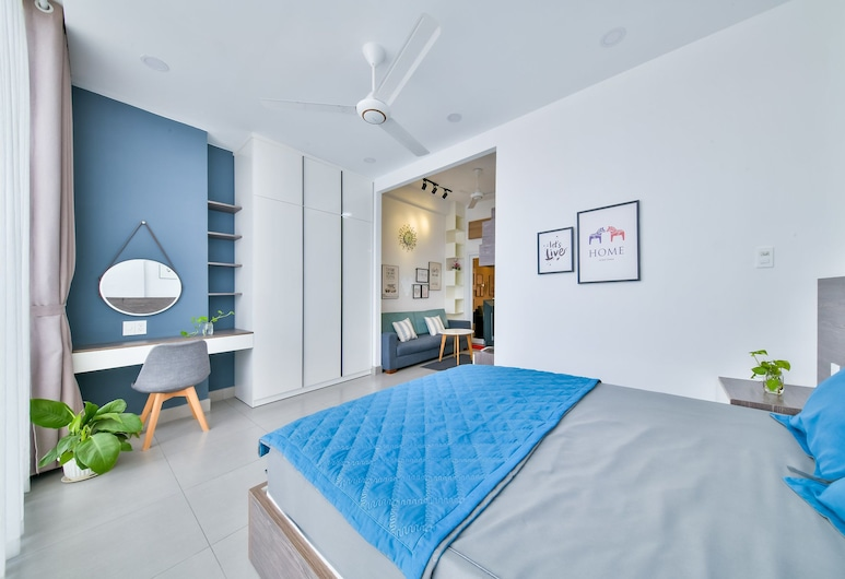 Proview house, Ho Chi Minh City, Apartment, 1 Bedroom, View from room