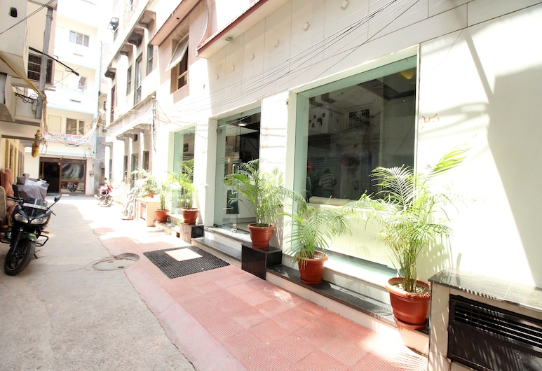 Hotel Baba Inn Paharganj, Yeni Delhi, Otel Girişi