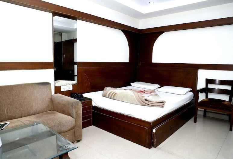 Hotel Maharani Delhi, New Delhi, Standardna soba, Soba za goste