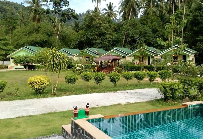 蘇梅島塔拉度假村, 蘇梅島, 泳池