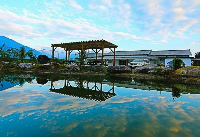 康晨有機果園民宿, 鳳林鎮, 游泳池