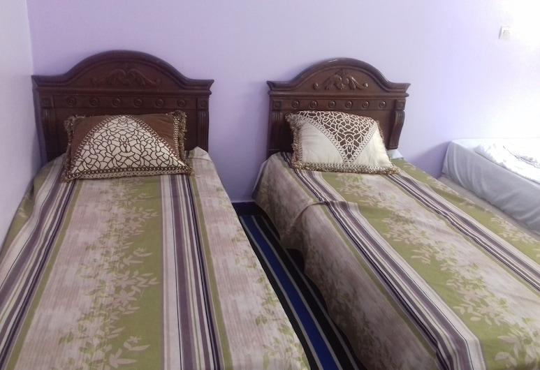 Zitouna Appartment, Casablanca, Comfort-Vierbettzimmer, Mehrere Betten, Nichtraucher, Zimmer