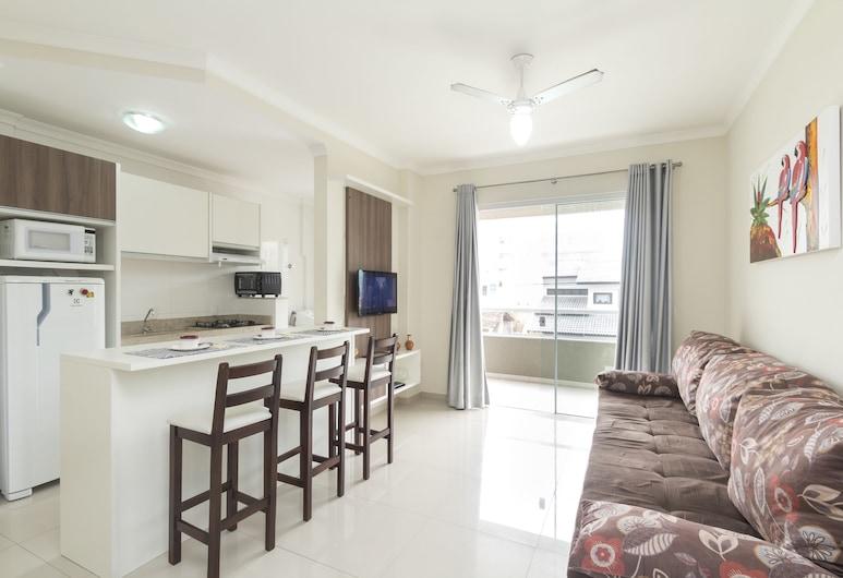 Apartamento 3 quartos - 287, Bombinhas, Huoneisto, Useita sänkyjä, Tupakointi kielletty, Huone
