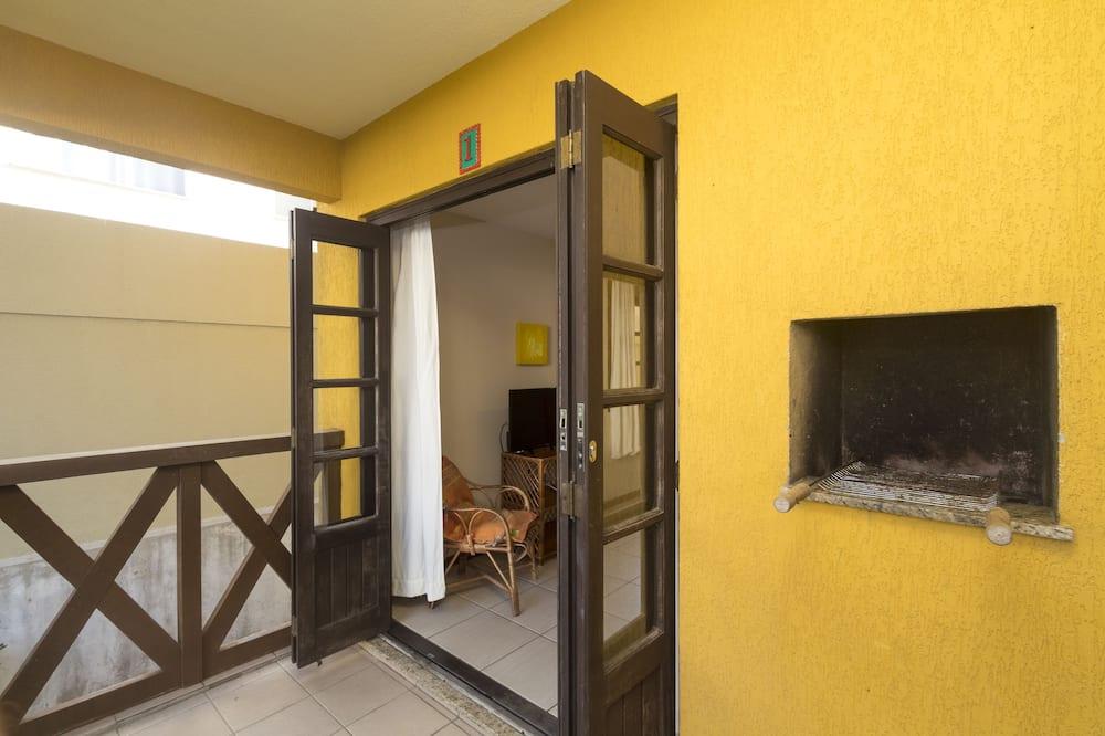 Appartement, 1 lit double, non-fumeurs - Balcon