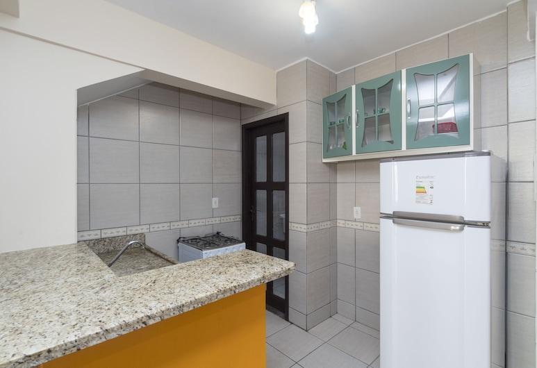 Apartamento 2 quartos - 302 - 3, Bombinhas, Lägenhet - flera sängar - icke-rökare, Eget kök